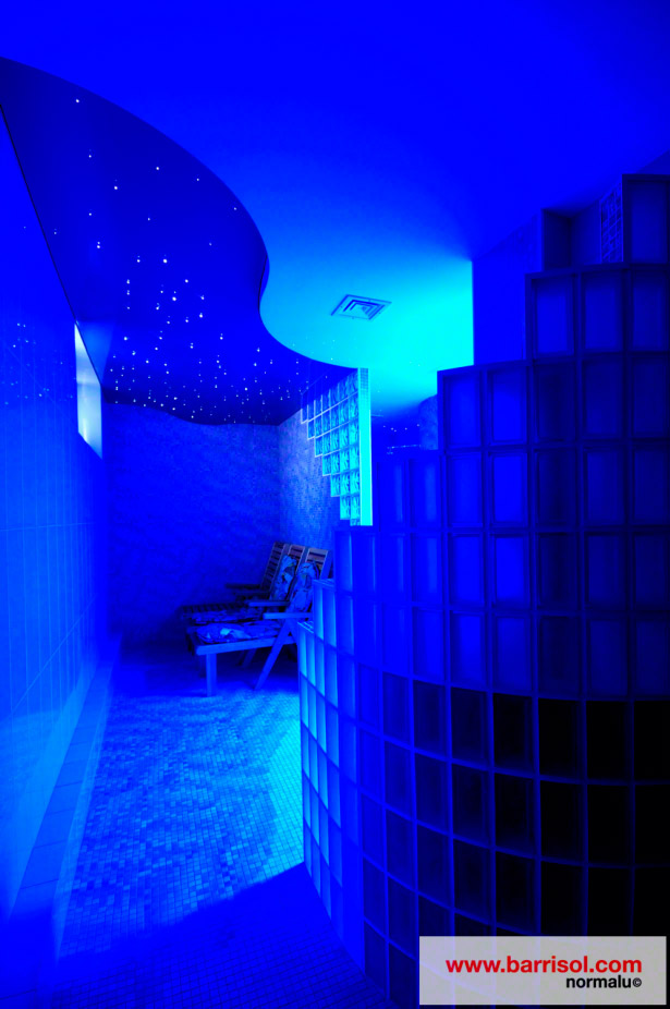 photos plafond tendu eclairage fibre optique. Black Bedroom Furniture Sets. Home Design Ideas