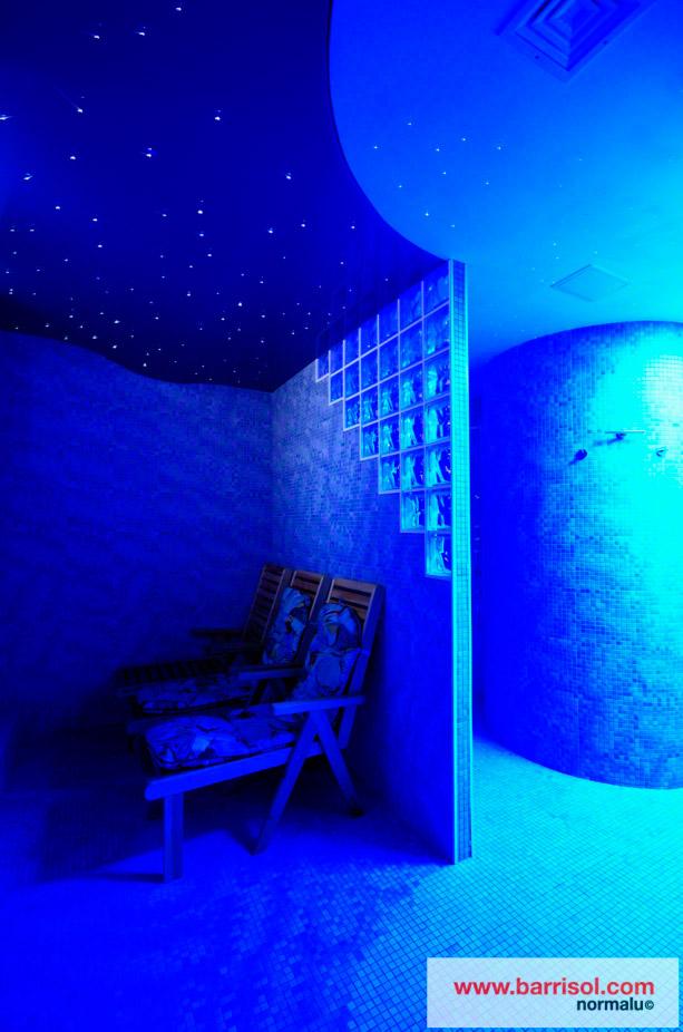 Photos Plafond Tendu Optical Fiber