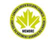 le CAGB, Conseil du Bâtiment Durable du Canada
