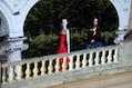 Barrisol, от Dior в Версале.