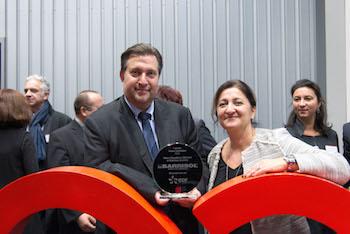 Trophée Alsace Innovation 2015