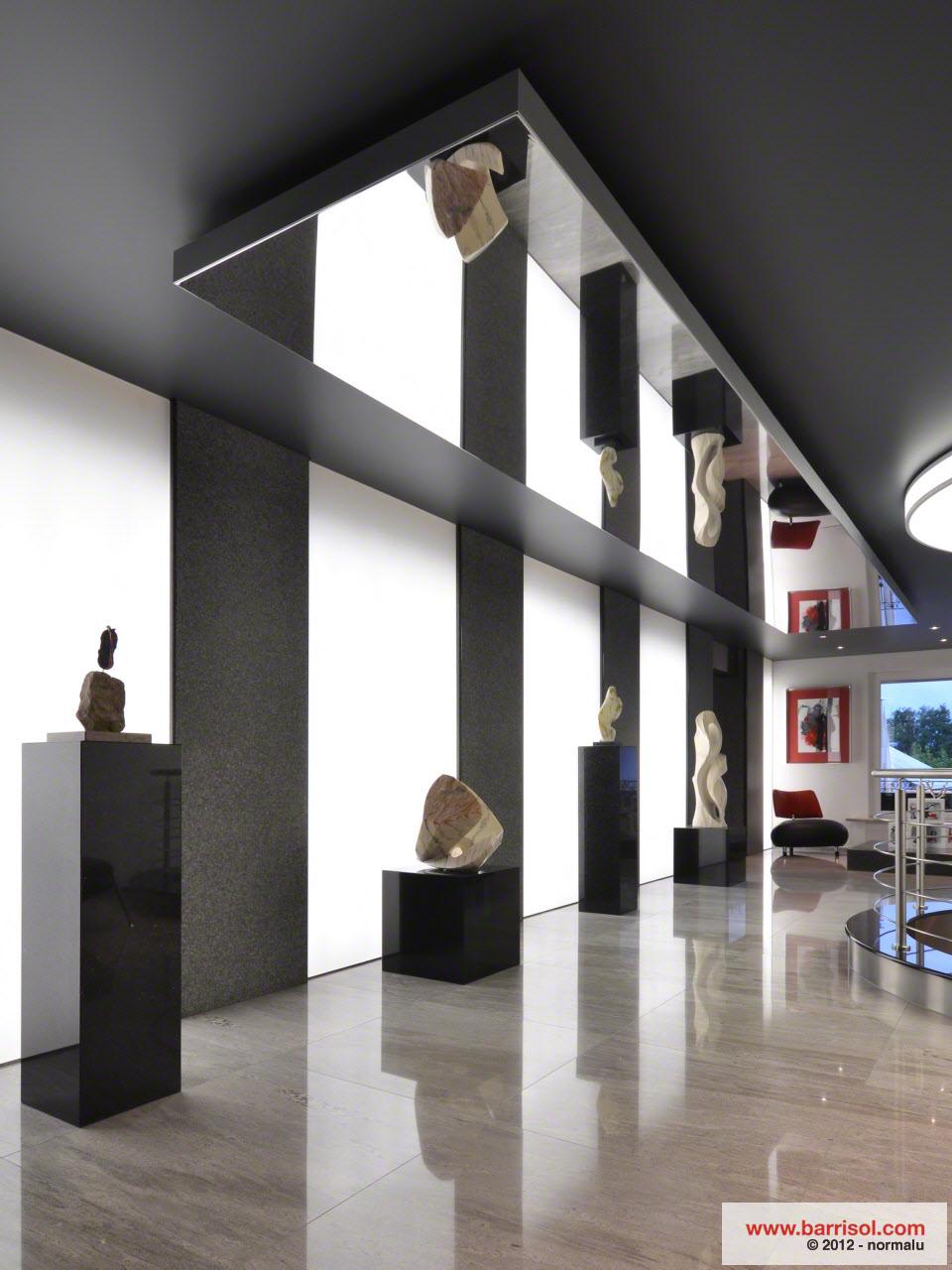 Plafond Tendu Barrisol Mirror