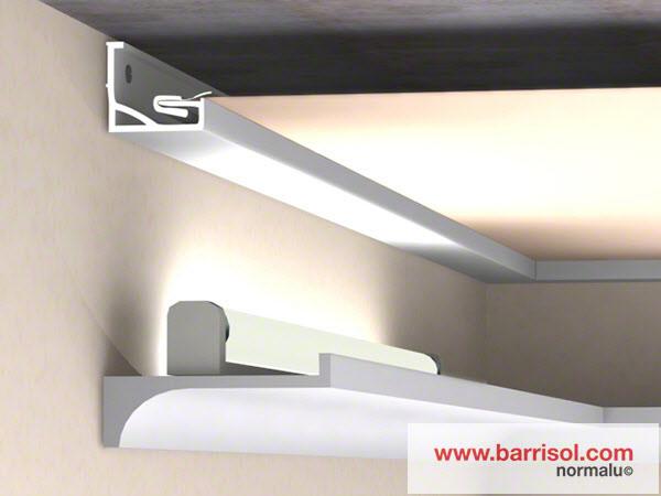 travaux de finition pour int grer du plafond tendu votre int rieur. Black Bedroom Furniture Sets. Home Design Ideas