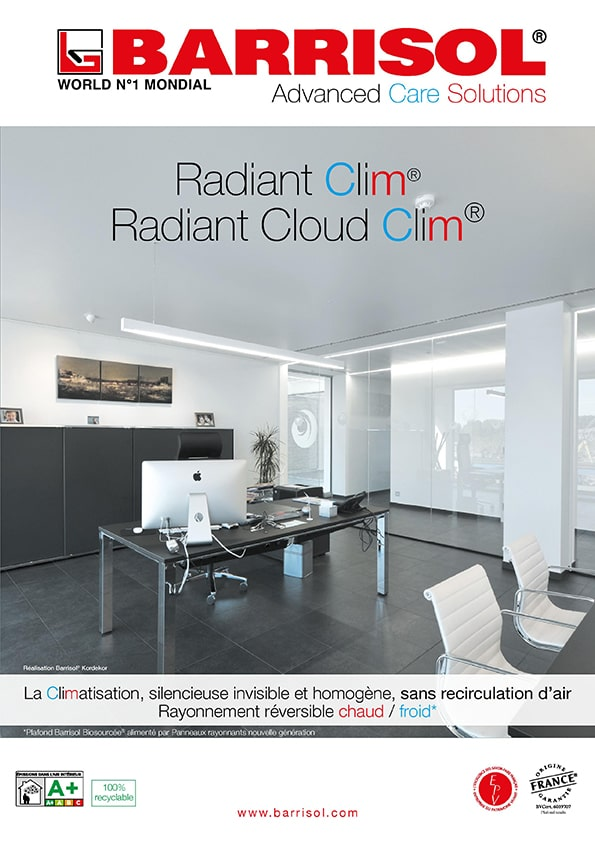 BARRISOL Radiant Clim