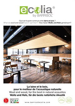 Ecolia® by BARRISOL®