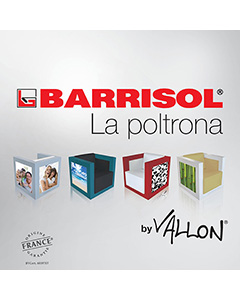 BARRISOL® La poltrona by VALLON®