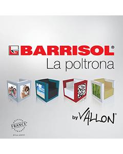 BARRISOL® La poltrona by VALLON®