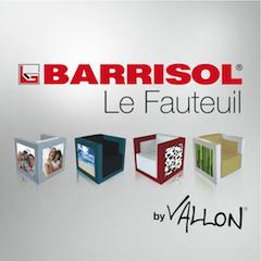 BARRISOL® Le Fauteuil by VALLON®