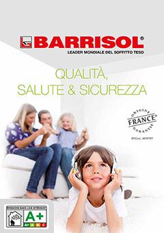 BARRISOL® Qualità, Salute & Sicurezza