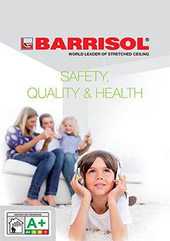 BARRISOL® Calidad, Salud y Seguridad