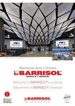 BARRISOL® Willkommen