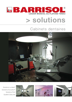 BARRISOL® Cabinets Dentaires
