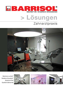 BARRISOL® Zahnarztpraxis