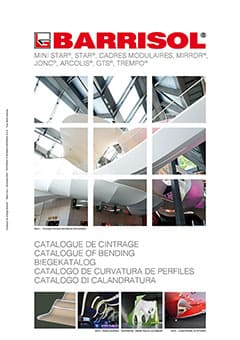 BARRISOL® Catalogue de cintrage