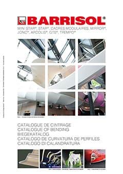 BARRISOL® Catálogo de curvatura