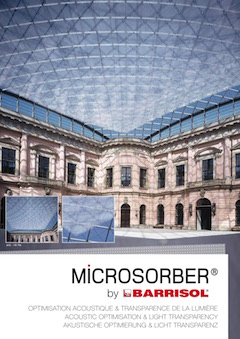 MICROSORBER® by BARRISOL®