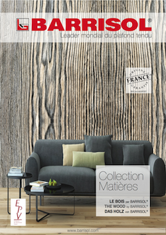 Collection MatièresLe Bois by BARRISOL®