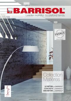 Collection MatièresLe Béton by BARRISOL®