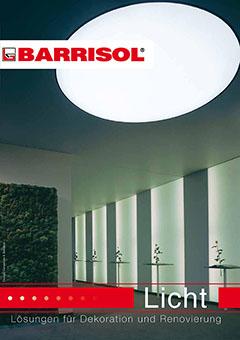 BARRISOL Lumière® Lösungen für Dekoration und Renovierung