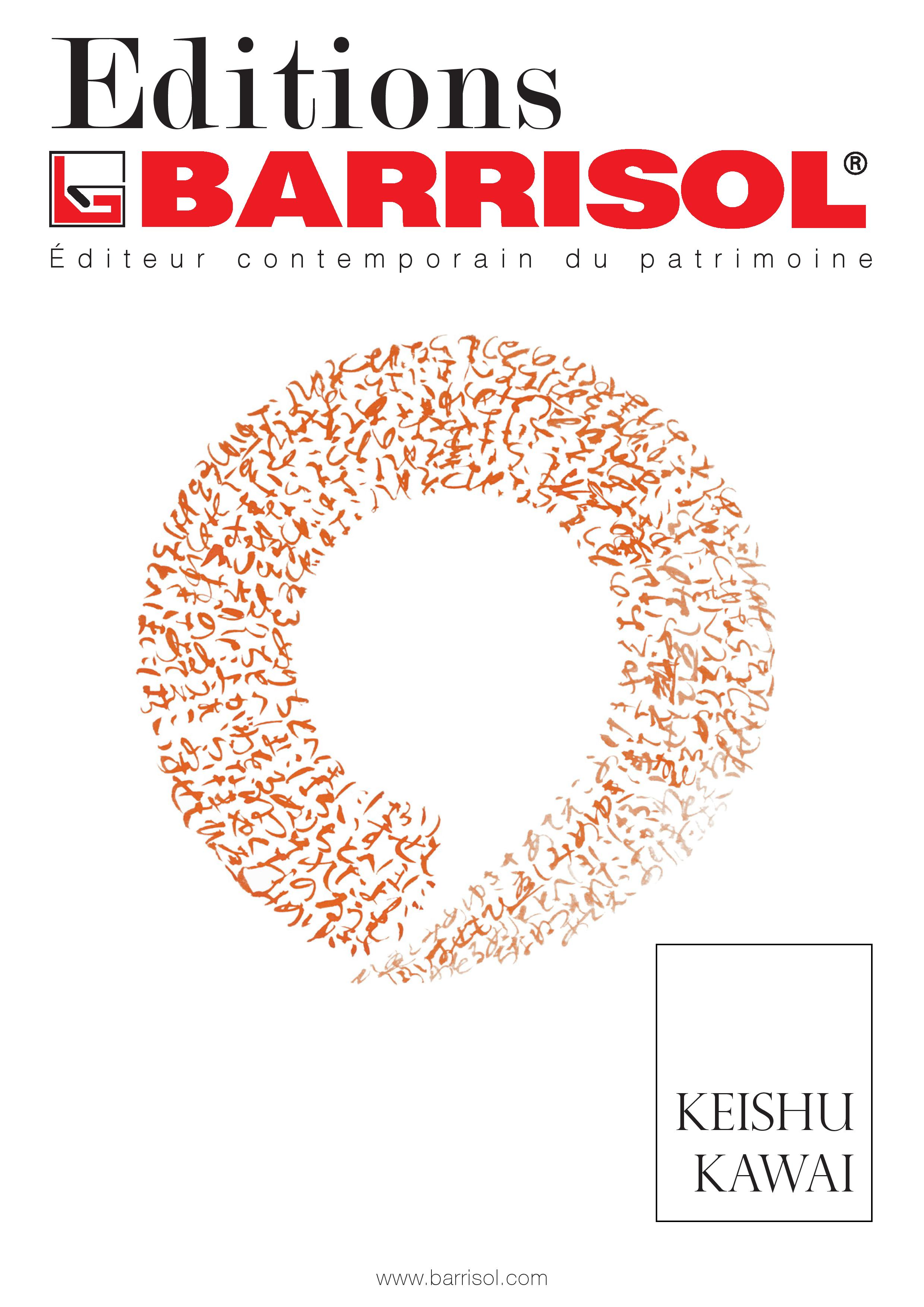 Editions BARRISOL - Catalogue Keishu Kawai