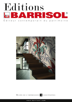 Editions BARRISOL®Museum of Printed Textiles of Mulhouse - Tome 1