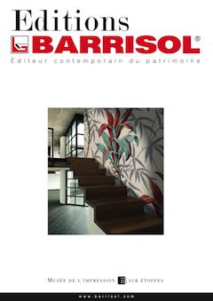 Editions BARRISOL®Museu de la impresión sobre Tejidos - Tome 1