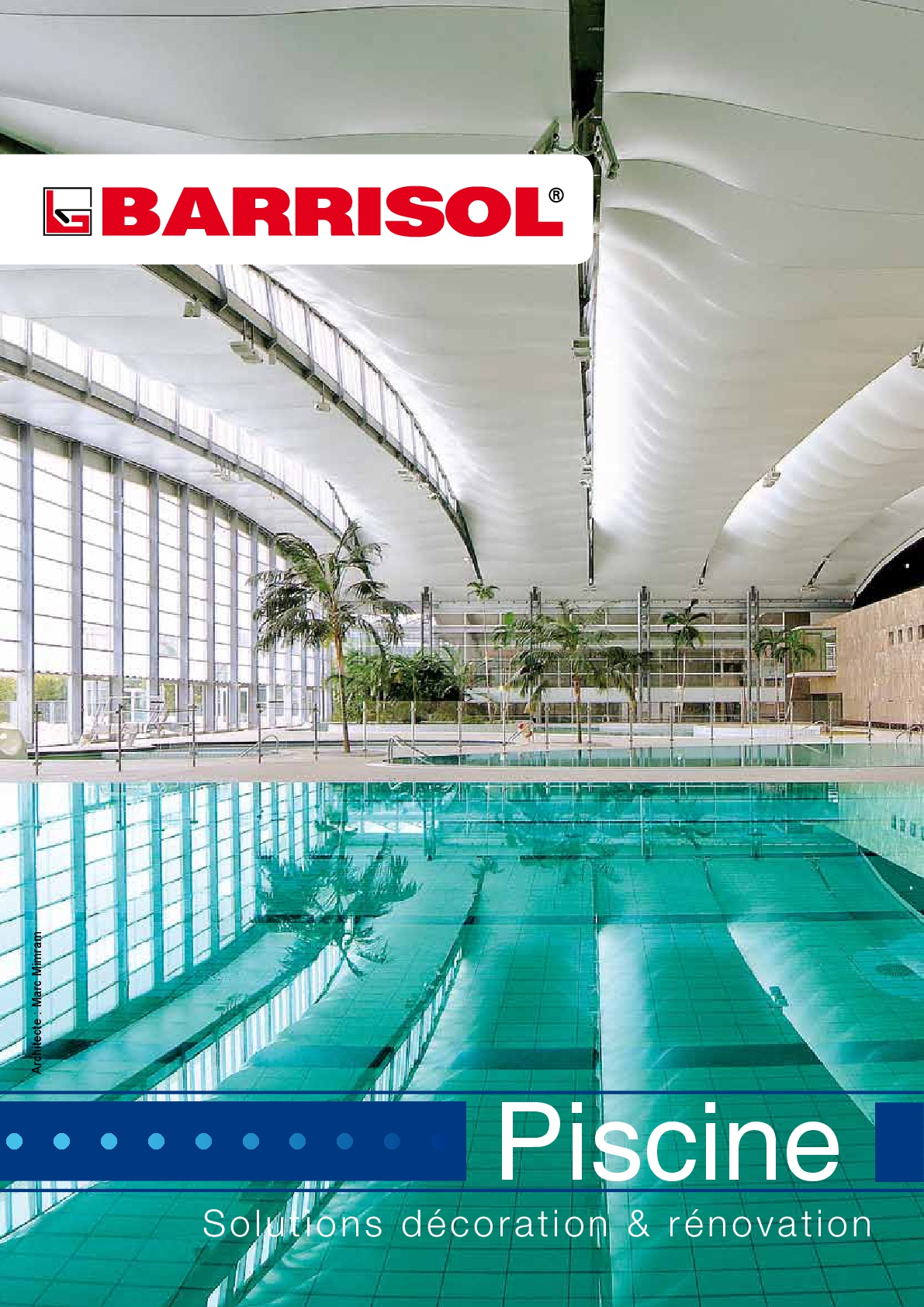 BARRISOL Piscine