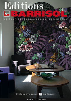 Editions BARRISOL® Museum of Printed Textiles of Mulhouse - Tome 2