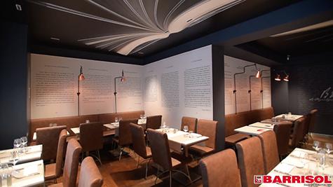 Restaurant Le Recamier Paris