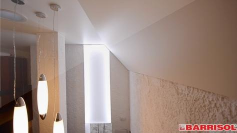 Barrisol Acoustics® et Barrisol Lumière