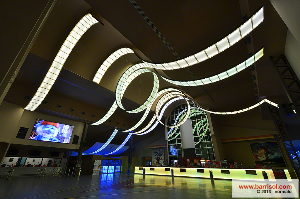 Cineland Lido di Ostia <br><p style='text-transform: uppercase; color: #6F6F6F;'>Italy</p>