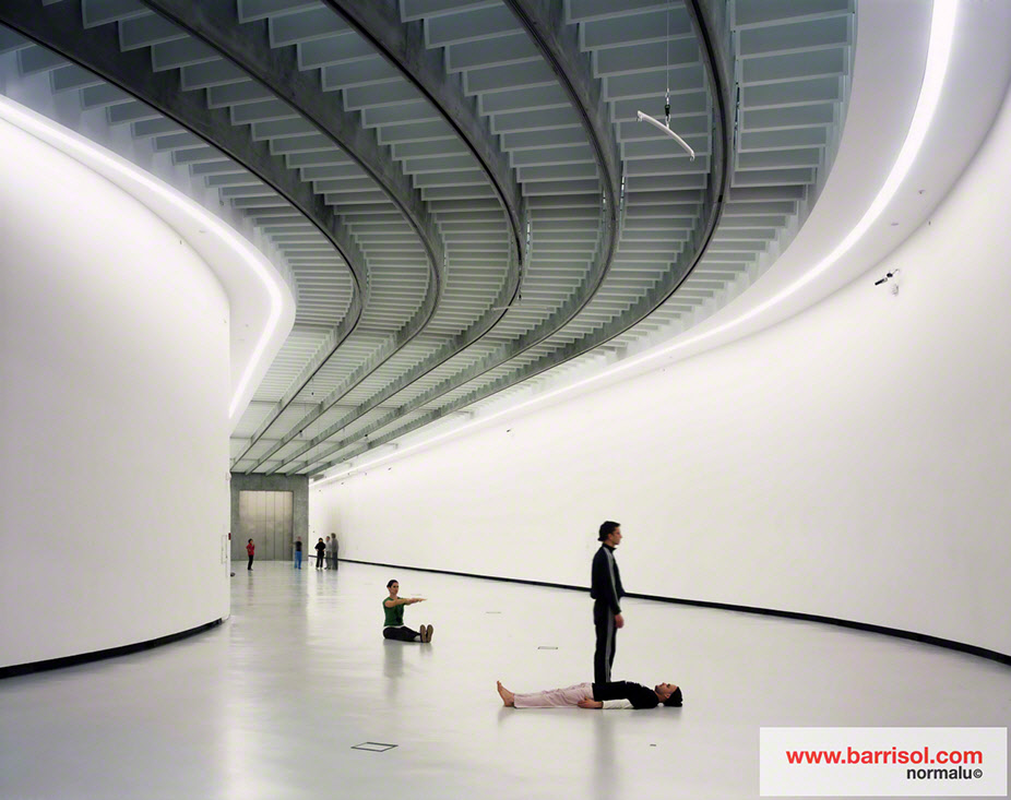 MAXXI museum <br><p style='text-transform: uppercase; color: #6F6F6F;'>Italy</p>