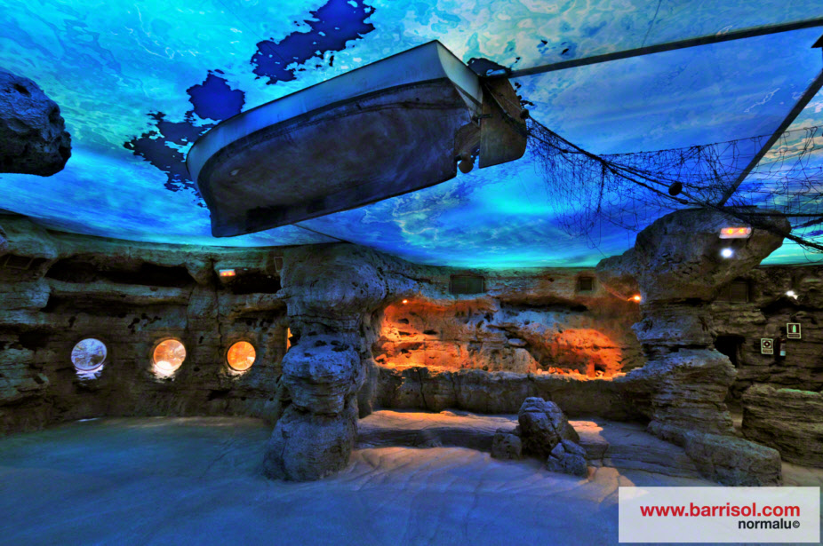 Aquarium von Palma de Mallorca <br><p style='text-transform: uppercase; color: #6F6F6F;'>Spain</p>