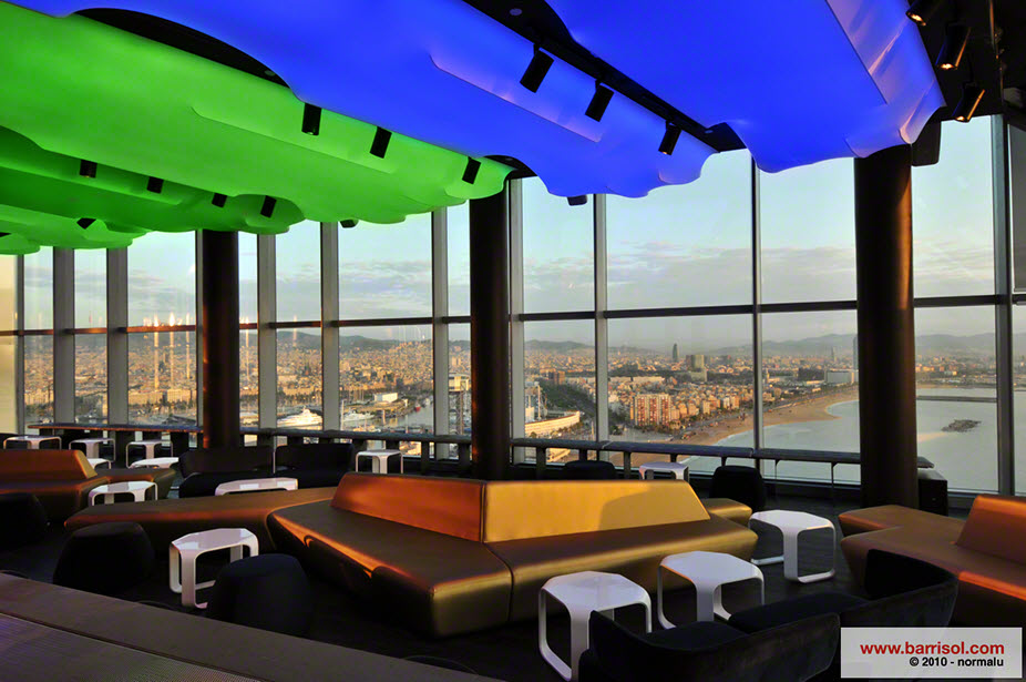 Hotel W, Barcelona <br><p style='text-transform: uppercase; color: #6F6F6F;'>Spain</p>