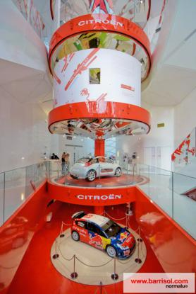 Showroom Citroën