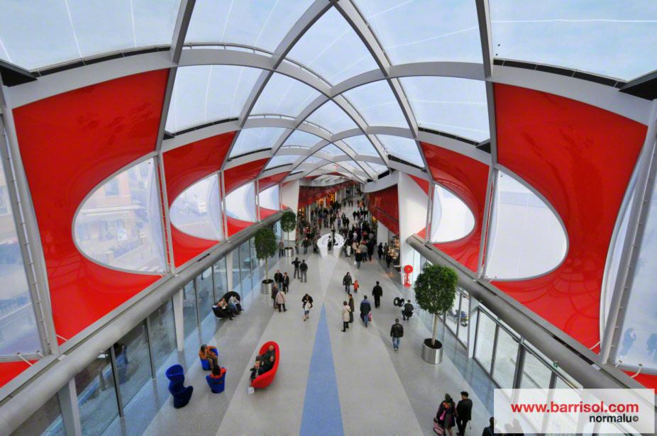 Winkelcentrum Mediacite <br><p style='text-transform: uppercase; color: #6F6F6F;'>Belgium</p>