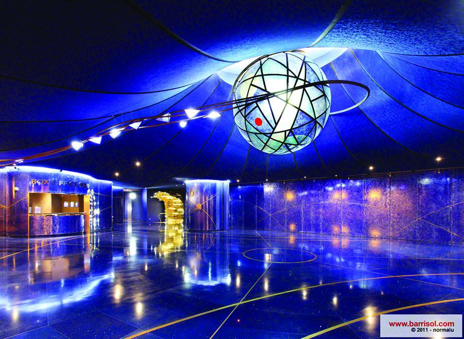 Cirque du Soleil <br><p style='text-transform: uppercase; color: #6F6F6F;'>Macau</p>