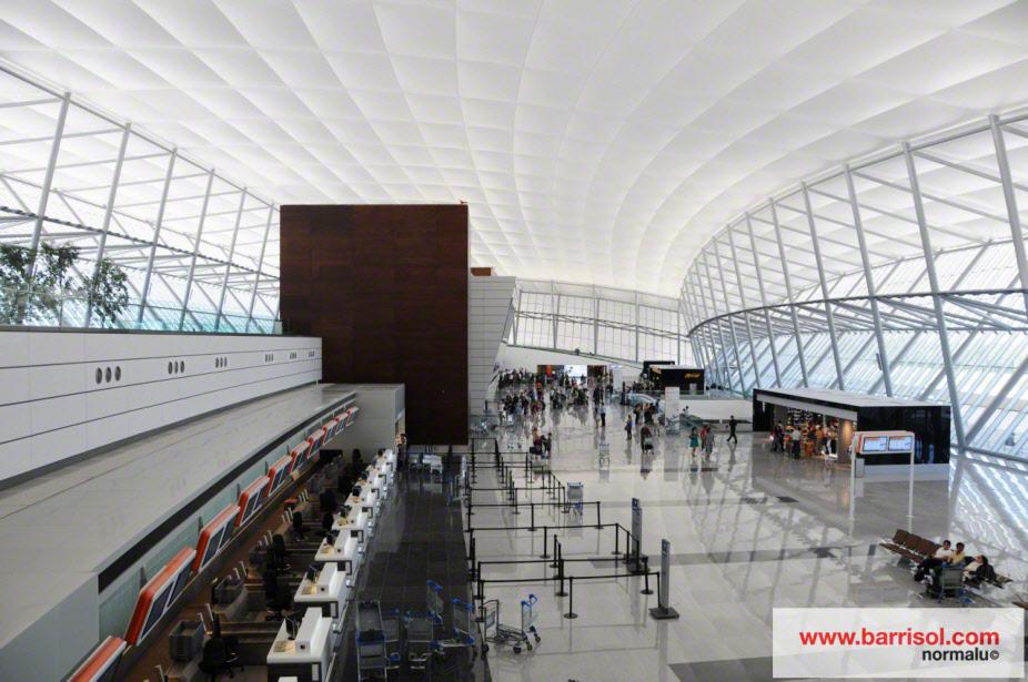 Flughafen von Carrasco <br><p style='text-transform: uppercase; color: #6F6F6F;'>Uruguay</p>