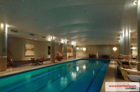 Schwimmbad des Haymarket Hotels