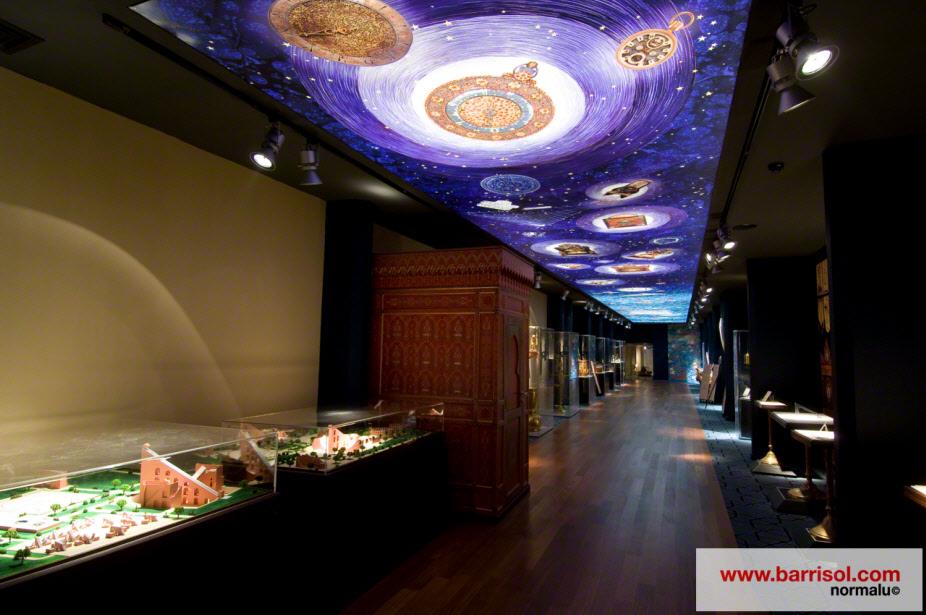 Museo della storia delle scienzie e della technologia Islamica            <br><p style='text-transform: uppercase; color: #6F6F6F;'>Turkey</p>