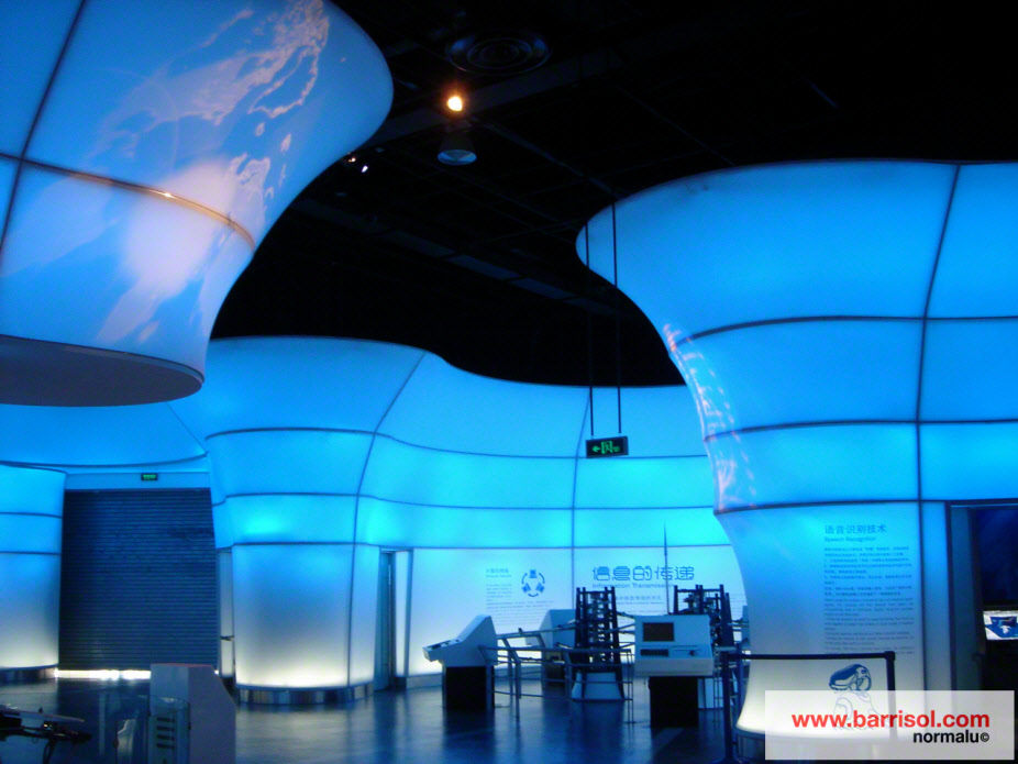 Science and Technology center <br><p style='text-transform: uppercase; color: #6F6F6F;'>China</p>