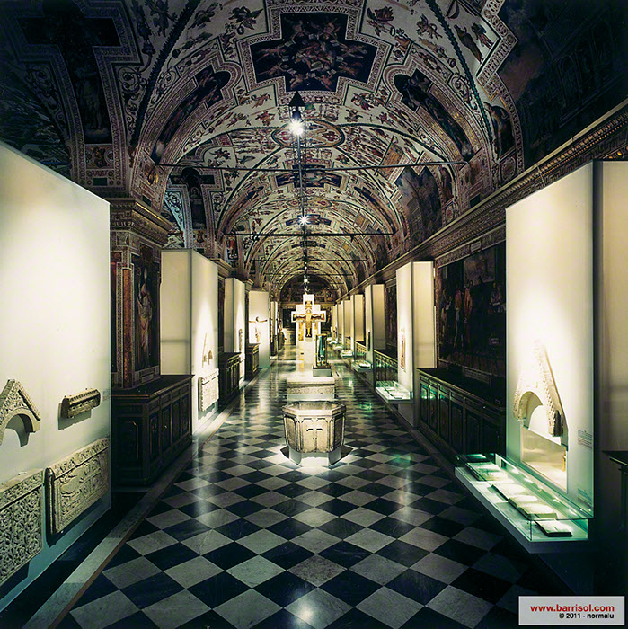 Exposition au Vatican <br><p style='text-transform: uppercase; color: #6F6F6F;'>Vatican</p>
