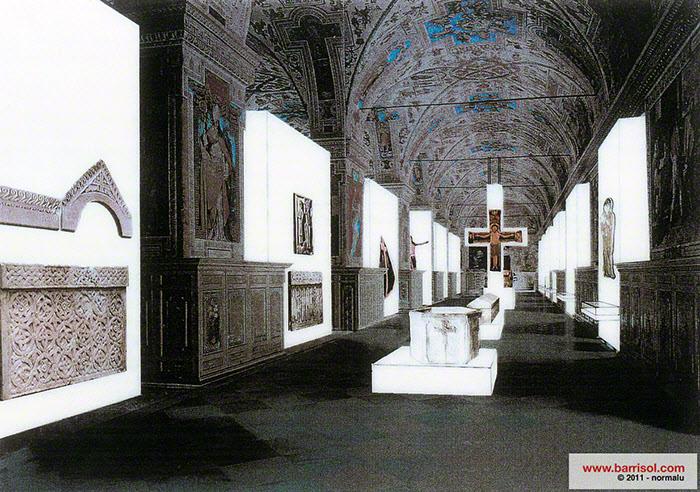 Vatican exposition