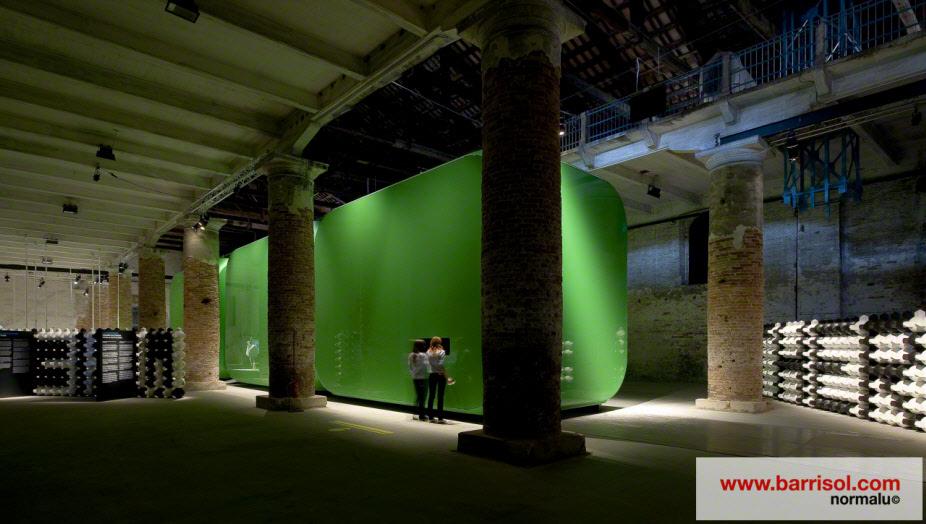 Biennale di Venezia - FUKSAS