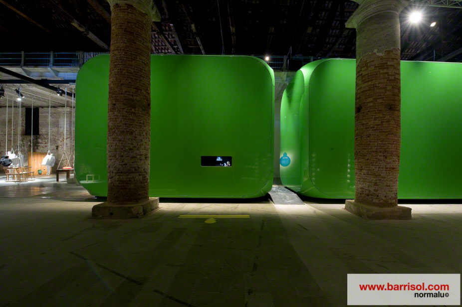 Venice Biennale - FUKSAS <br><p style='text-transform: uppercase; color: #6F6F6F;'>Italy</p>