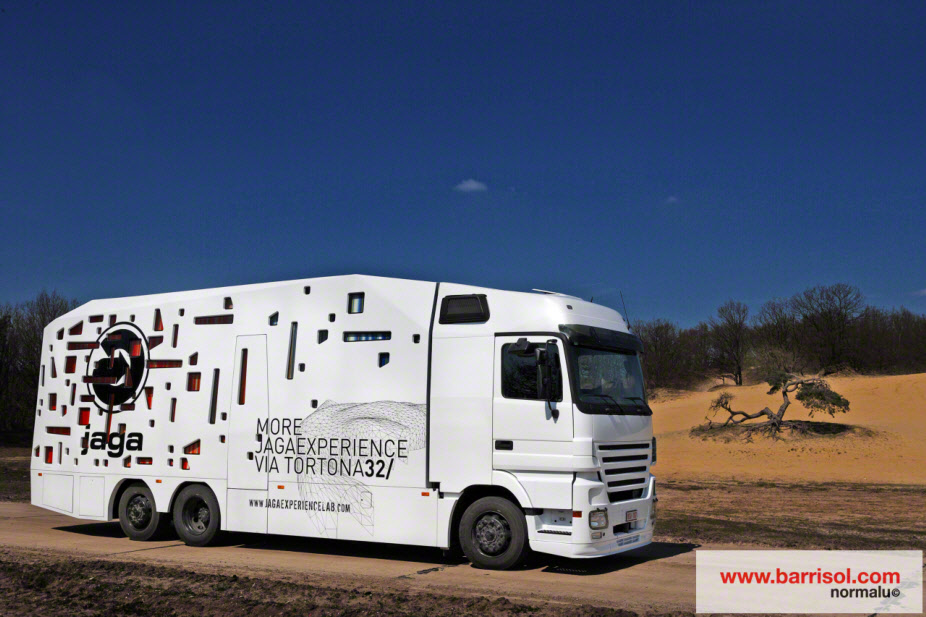 Jaga Truck