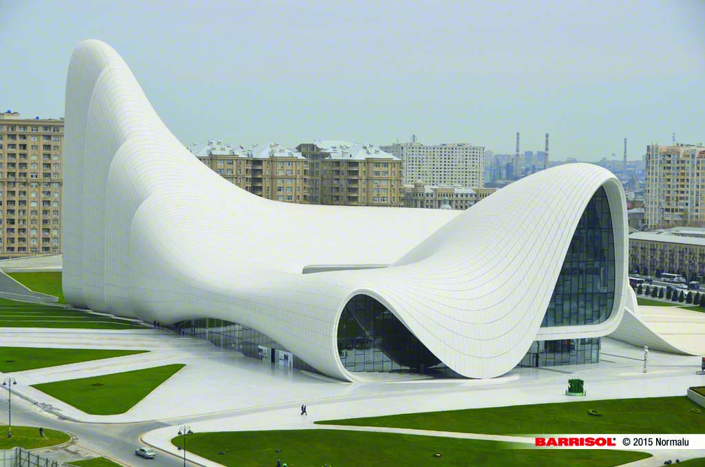 Heldar Aliyev Center