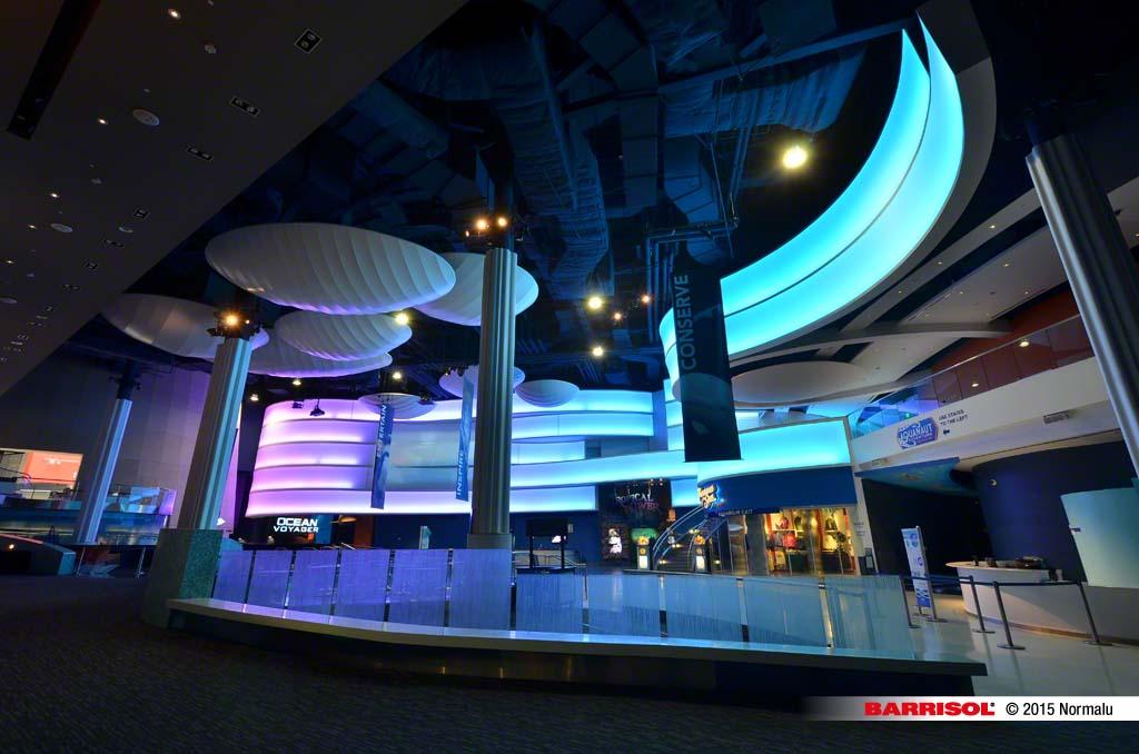 Georgia Aquarium <br><p style='text-transform: uppercase; color: #6F6F6F;'>États-Unis</p>