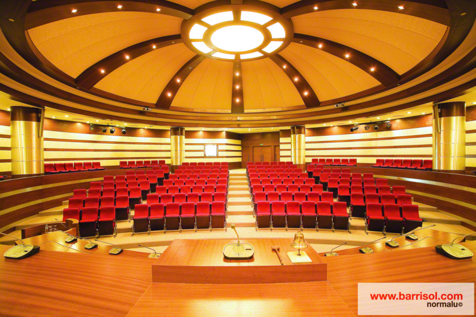 Auditorium of Antalya Turkey