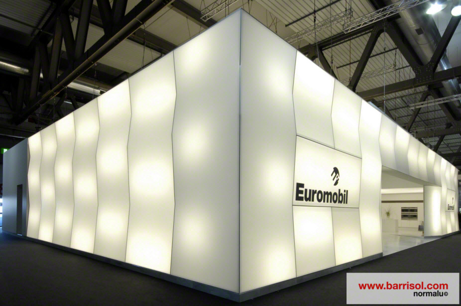 Stand Euromobil Italy
